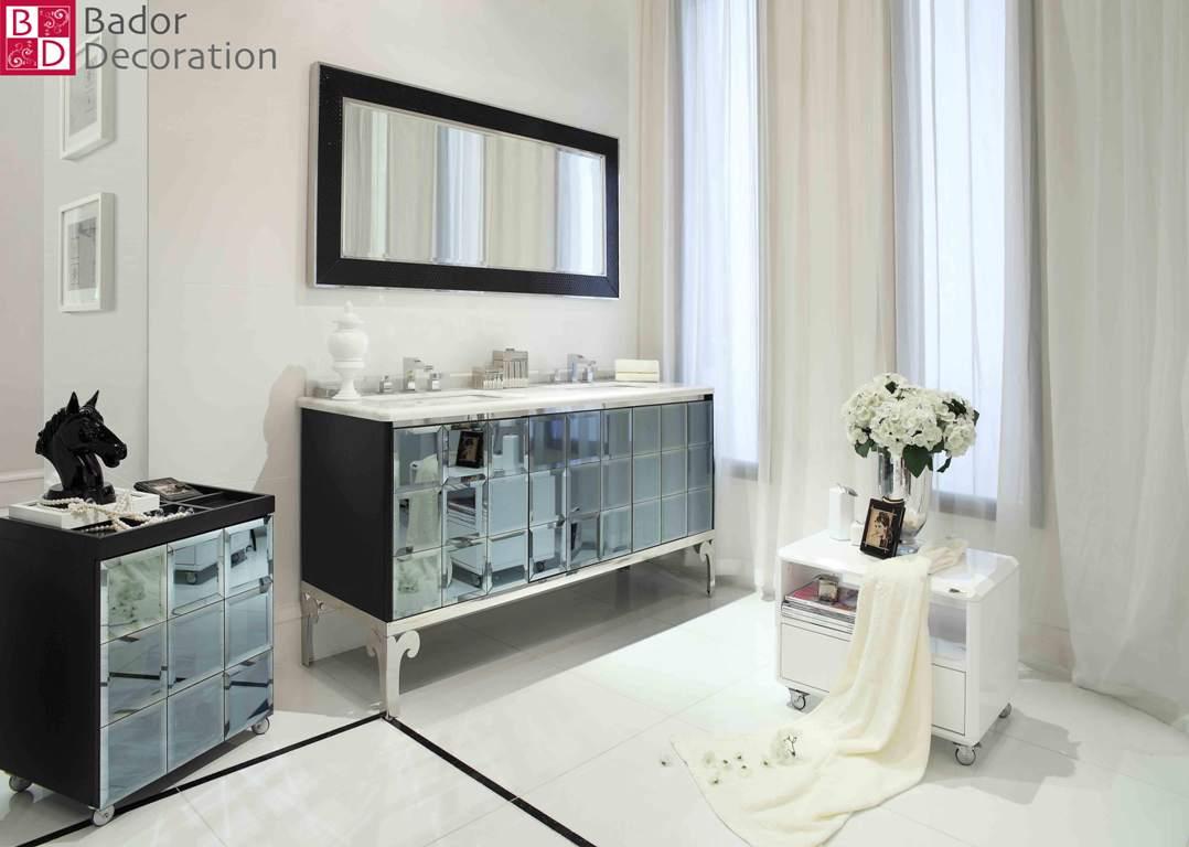 Bador decoration luxus designer waschtisch lopez for Designer doppelwaschtisch