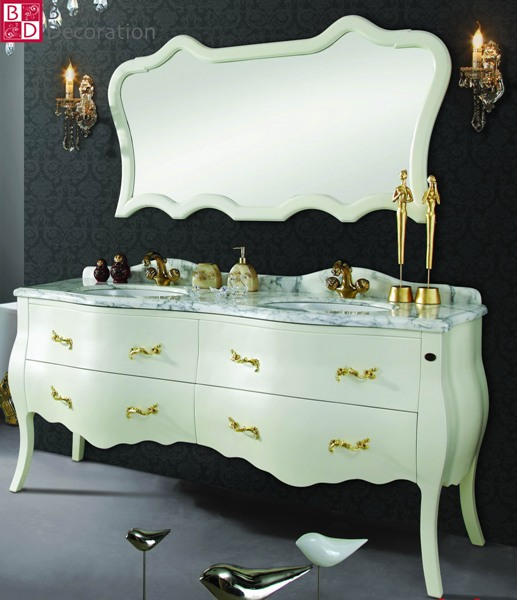 bad set 7 teiliges keramik bad set gold seifenspender abfalleimer sofia. Black Bedroom Furniture Sets. Home Design Ideas