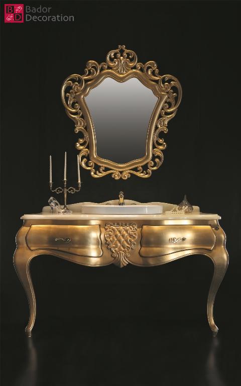 Einzelwaschtisch waschtisch designer badm bel badezimmer swarovski strasssteine ebay - Swarovski badezimmer ...